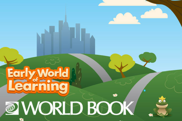 Image result for world book early world of learning icon